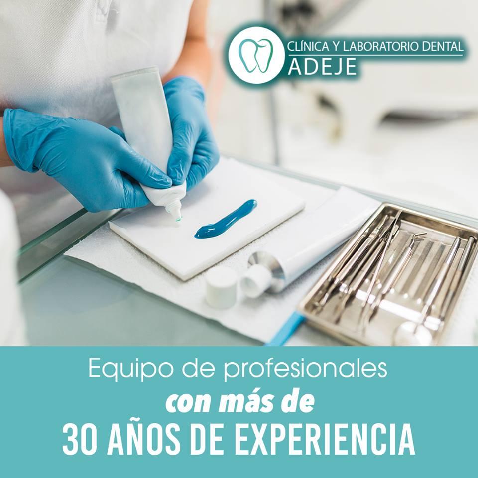 profesionales clínica dental adeje
